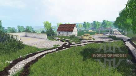 República checa v2.1 para Farming Simulator 2015