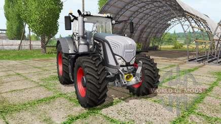 Fendt 930 Vario black beauty para Farming Simulator 2017