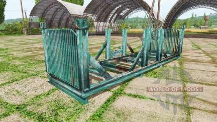 Woodpile para Farming Simulator 2017