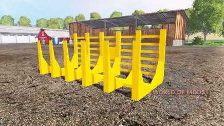 Holzpolter set para Farming Simulator 2015