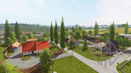 Irgendwo in Thuringen v1.0.1.2 para Farming Simulator 2017