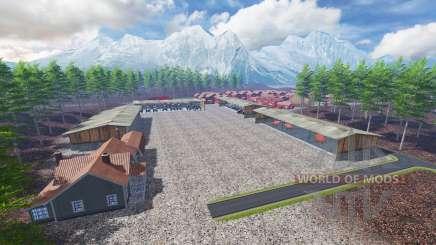 Retreatet para Farming Simulator 2015