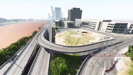 Expressway classic para BeamNG Drive