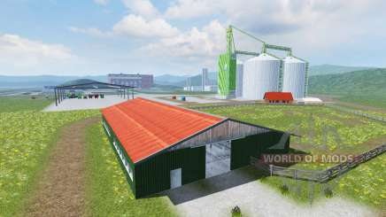 Farm central para Farming Simulator 2013