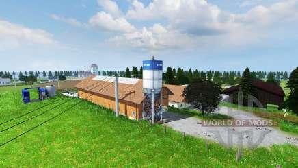 Kleinberghofen v2.0 para Farming Simulator 2013