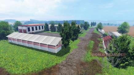 Región de Cherkasy para Farming Simulator 2015