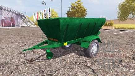 AMAZONE fertilizer spreader para Farming Simulator 2013
