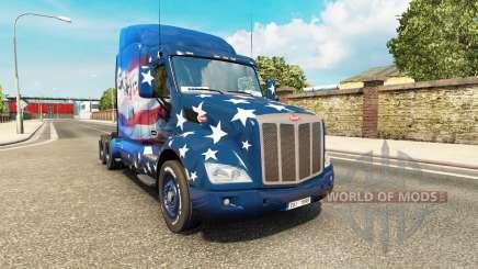 Peterbilt 579 v1.4 para Euro Truck Simulator 2