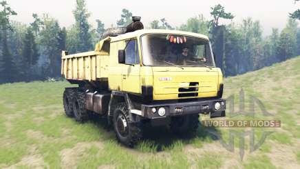Tatra 815 para Spin Tires