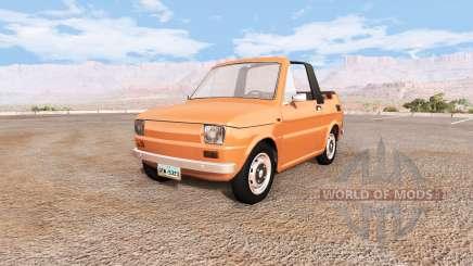 Fiat 126p v7.0 para BeamNG Drive
