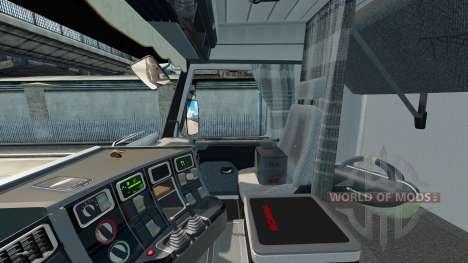 Scania 143M 500 v4.0 para Euro Truck Simulator 2