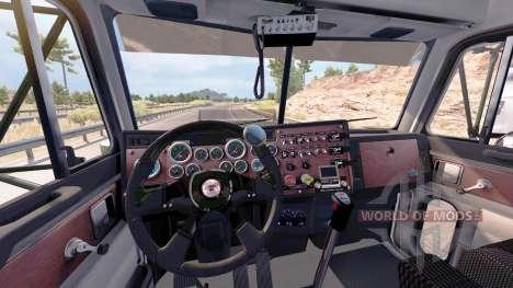 Peterbilt 379 v2.6 para American Truck Simulator