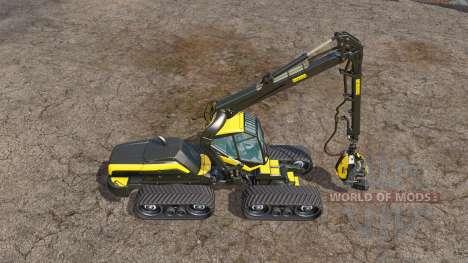 PONSSE Scorpion track para Farming Simulator 2015