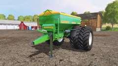 AMAZONE ZG-B 8200 twin wheels