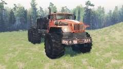 Ural 4320 Explorador Polar
