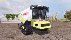 CLAAS Lexion 600 TerraTrac