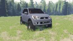 Toyota Rush para Spin Tires