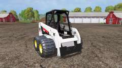 Bobcat S160 track