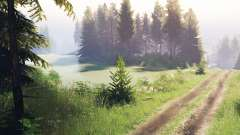 Bosque de pinos 2 v1.3