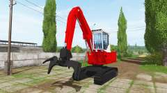 Log loader para Farming Simulator 2017