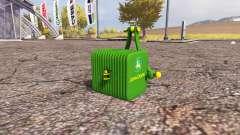 Weight John Deere v2.0 para Farming Simulator 2013
