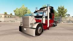 GP personalizado de la piel para el camión Peter