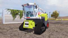 CLAAS Jaguar 980 TerraTrac