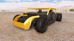 Civetta Bolide super-kart v1.0a para BeamNG Drive