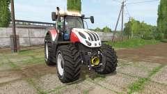 Steyr Terrus 6270 CVT ecotec v2.0 para Farming Simulator 2017