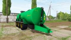 Samson PG II 25 para Farming Simulator 2017