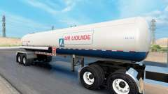 Real company tanker trailers