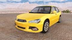 Hirochi Sunburst V6 v1.1 para BeamNG Drive