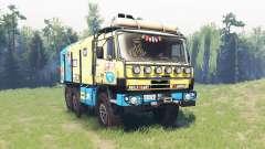 Tatra 815 Dakar para Spin Tires