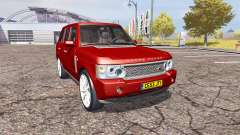 Land Rover Range Rover Supercharged 2009 v2.0
