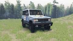 La UAZ 3170 Simbir