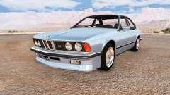 BMW M635 CSi (E24) para BeamNG Drive