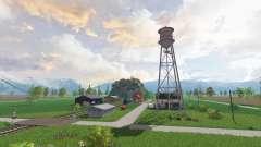 Valley Italy para Farming Simulator 2015