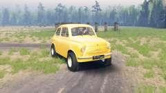 ZAZ 965 Zaporozhets v1.2