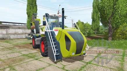 CLAAS Cougar 1400 v2.1 para Farming Simulator 2017