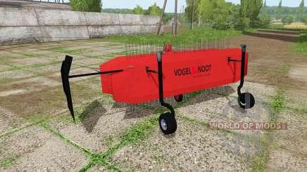 Vogel&Noot Heublitz 220 para Farming Simulator 2017