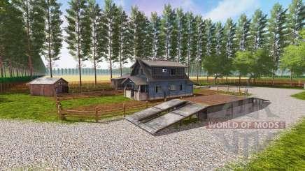 Los Grandes Terrenos v1.0.2.1 para Farming Simulator 2017