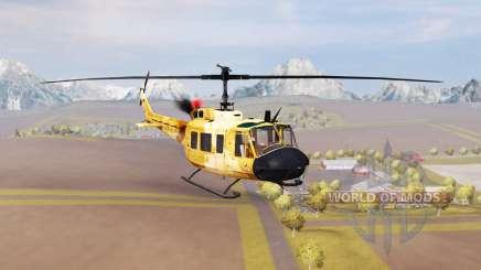Bell UH-1D agrar v2.0 para Farming Simulator 2013