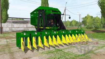 John Deere 9950 para Farming Simulator 2017