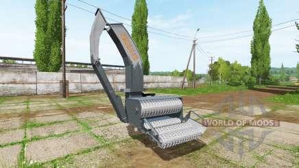 Wood crusher v1.2 para Farming Simulator 2017