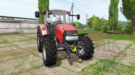 Case IH Farmall 105U Pro v1.1 para Farming Simulator 2017