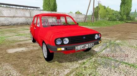 Dacia 1300 para Farming Simulator 2017
