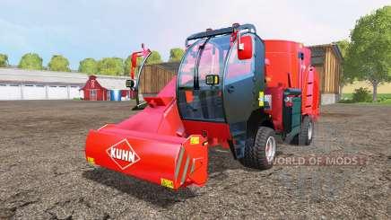 Kuhn SPV Confort 12 para Farming Simulator 2015