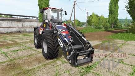 JCB 435S camo edition para Farming Simulator 2017
