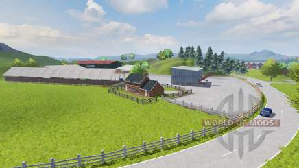 MSCY v2.0 para Farming Simulator 2013