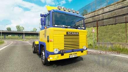 Scania 111 v2.0 para Euro Truck Simulator 2